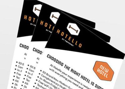 It's Smart. It's Simple. It's Hotello.