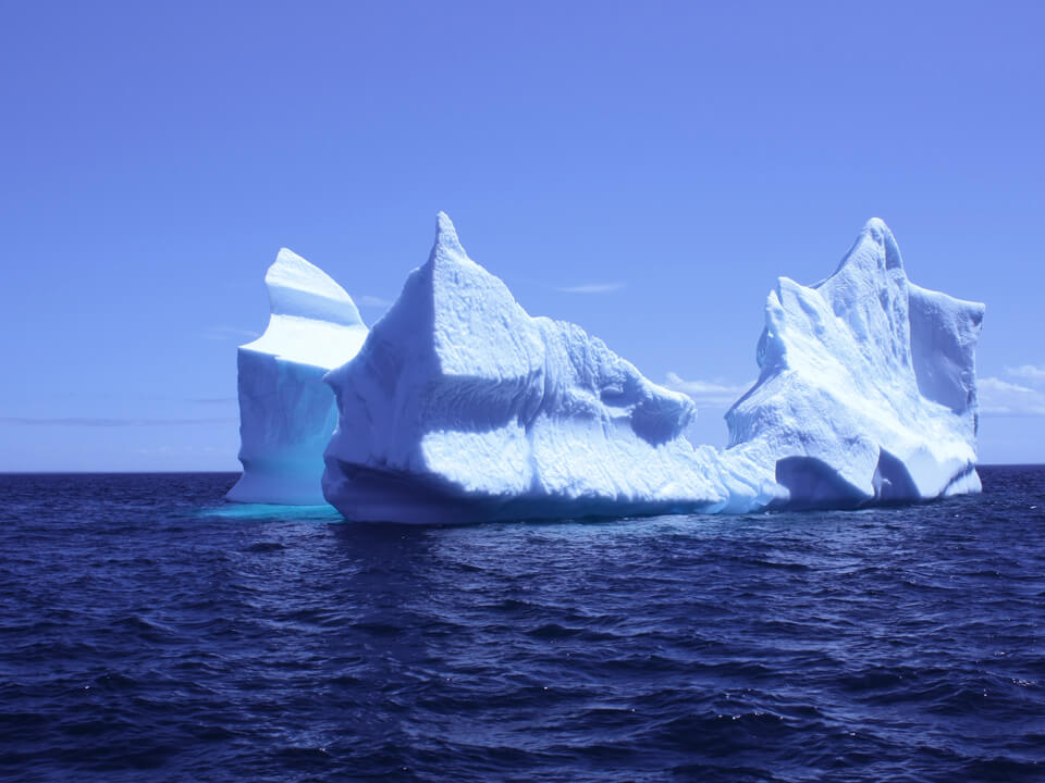 Iceberg St. Anthony, Newfoundland and Labrador